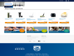 Philips Online Store
