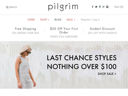 Pilgrim Clothing