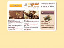 Pilgrims Chocolates And Fudge