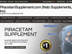 Piracetam Supplement
