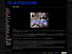 PlaySpoon