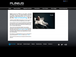 Plinius Hi Fidelity Audio Amplifiers