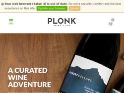 Plonk Wine Merchants