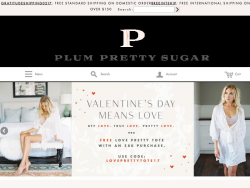 Plum Pretty Sugar