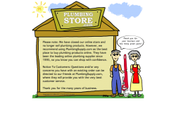 The Plumbing Store