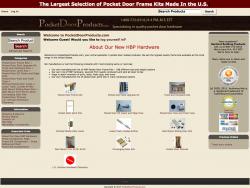 Pocket Doors Products