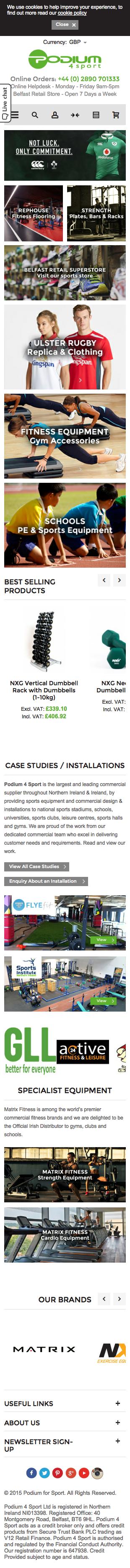 Podium4 Sport
