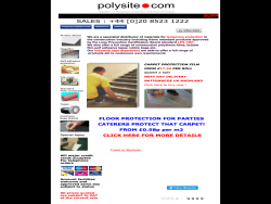 POLYPROPYLENE SITE SERVICES LTD