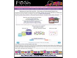 Posh Pick and Mix
