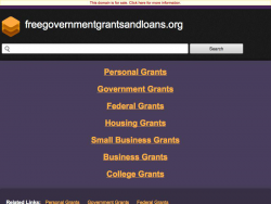 Promote Cbs #1 Free Government Grants & Loans