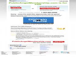 PublicAngel Membership