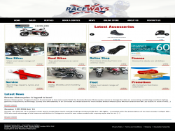 Raceways Motorcycle Rental