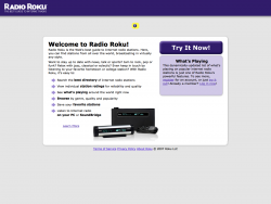 Radio Roku
