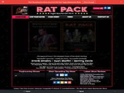 Rat Pack Shows