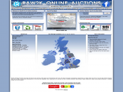 Raw2K Online Car Auctions