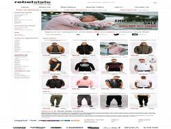 Rebel State Clothing