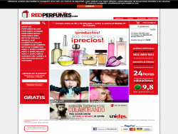 Red Perfumes