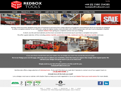 RedBox Tools