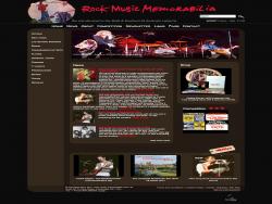Rockmusicmemorabilia