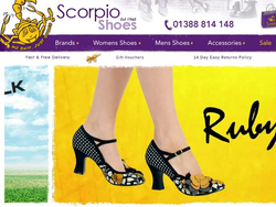 Scorpio Shoes
