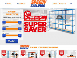 Speedy Shelving