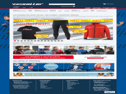 Sport Saller Fussball Teamsport Versand