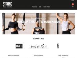 Strong Fitness Cosmetics