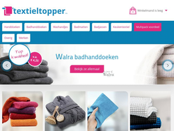 Textieltopper