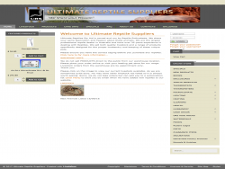 The Ultimate Reptile Product Shop