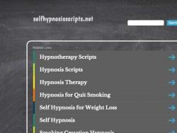 The Ultimate Self Hypnosis Script Book