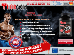 Thoraxin Muscle Booster