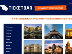Ticket Bar