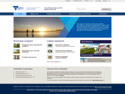 Tourism Victoria Corporate