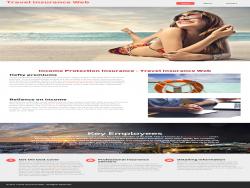 Travel Insurance Web