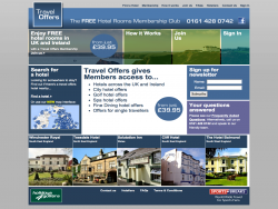 Travel Offers Directory
