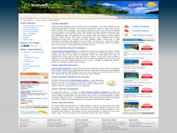 Travelonline  Cook Islands