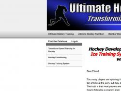 Ultimatehockeytraining