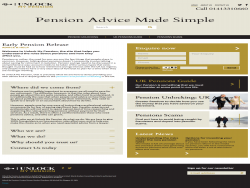 Unlock My Pension