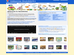 Usborne Quicklinks