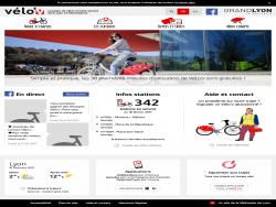Vélov Grand Lyon