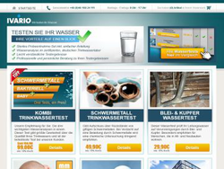 Wassertest Online