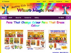Wizard Magic Pens