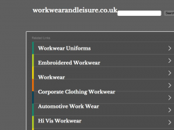 Workwear & Leisure