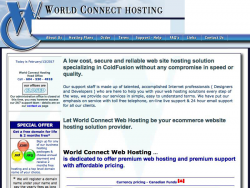 World Connect Hosting